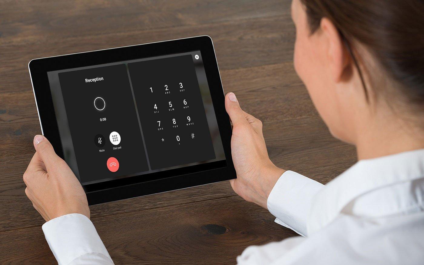 Hotel Telefon - SuitePad Phone