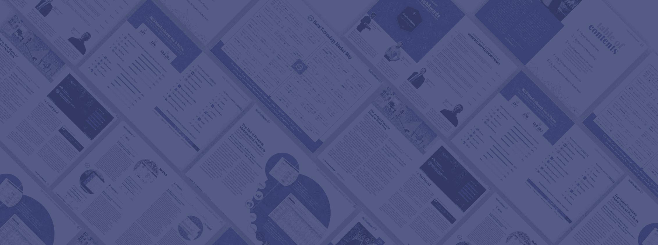 2021 Guest Room Tablets Buyer´s Guide Seiten im Hintergrund