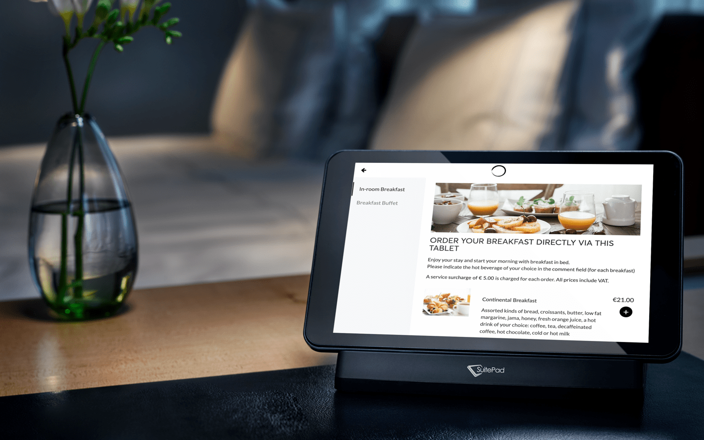 Webinar: The four major obstacles for hoteliers in the COVID-19 era, and how to overcome them using SuitePad's In-Room Tablet