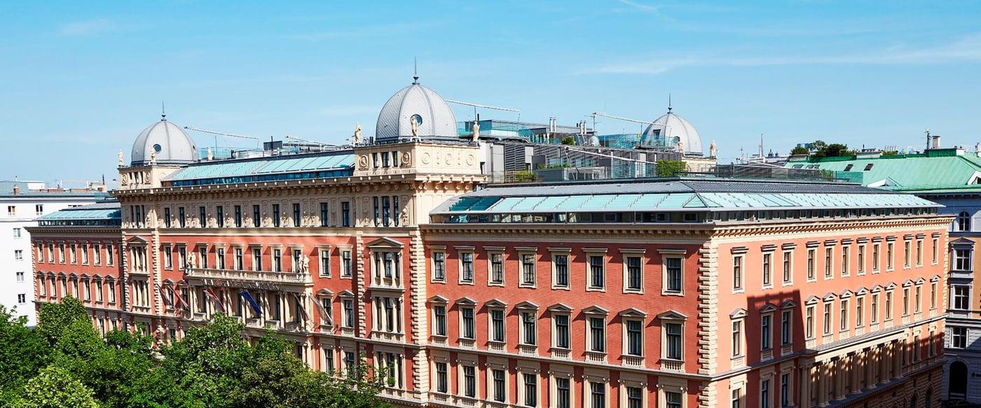 Palais Hansen Kempinski Wien - SuitePad